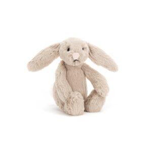 Jellycat Beige Bashful Bunny Tiny