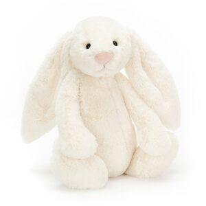 Jelly Cat Cream Bashful Bunny Large H36cm