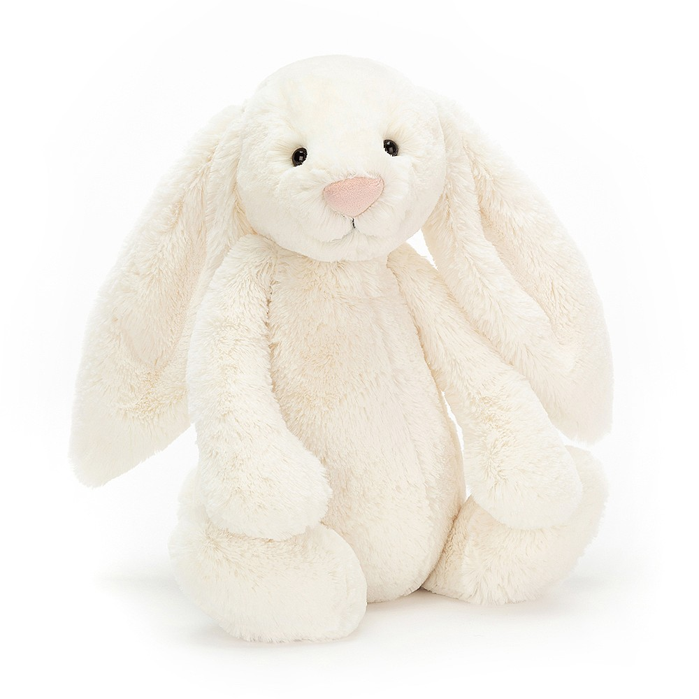 Jelly Cat Cream Bashful Bunny Large H36cm