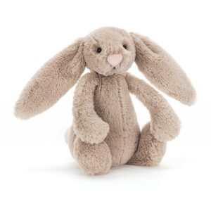 Jelly Cat Small Beige Bashful Bunny Small H18cm