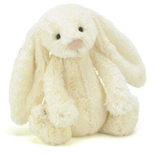 Jellycat Tiny Cream Bashful Bunny Tiny