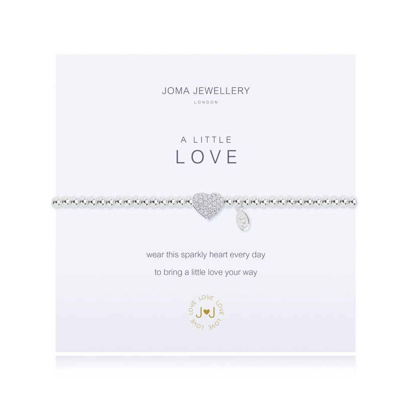 Joma 'A little love' braclet