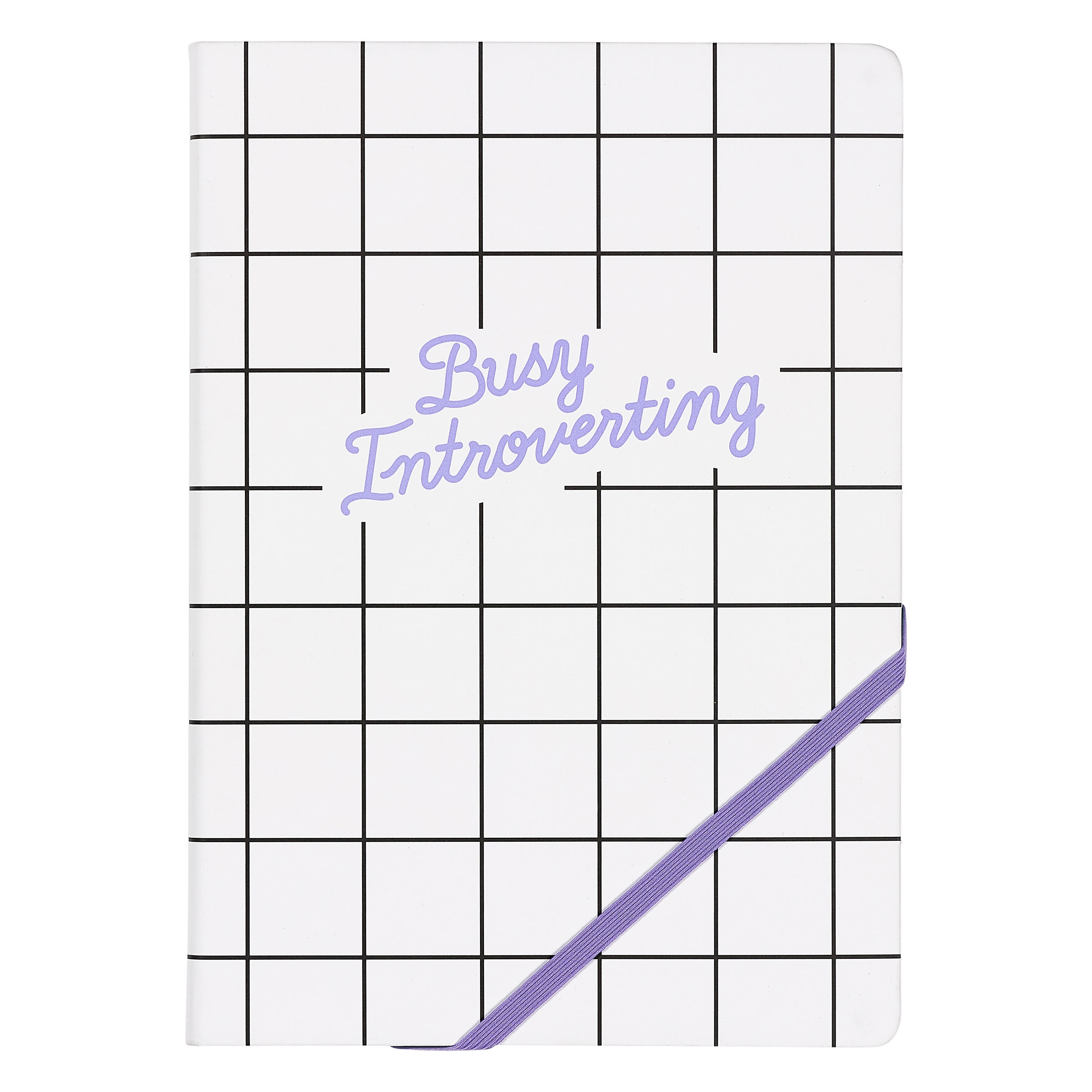 Wild and wolf- busy introverting notebook