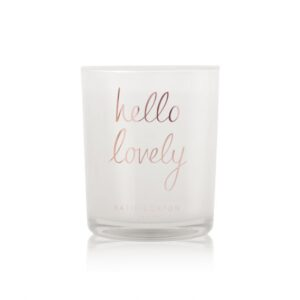 Katie Loxton 'This Is My Happy Place' Citrus Ocean Candle