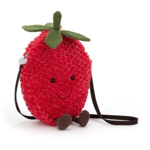 Jelly Cat Amuseable Strawberry Bag