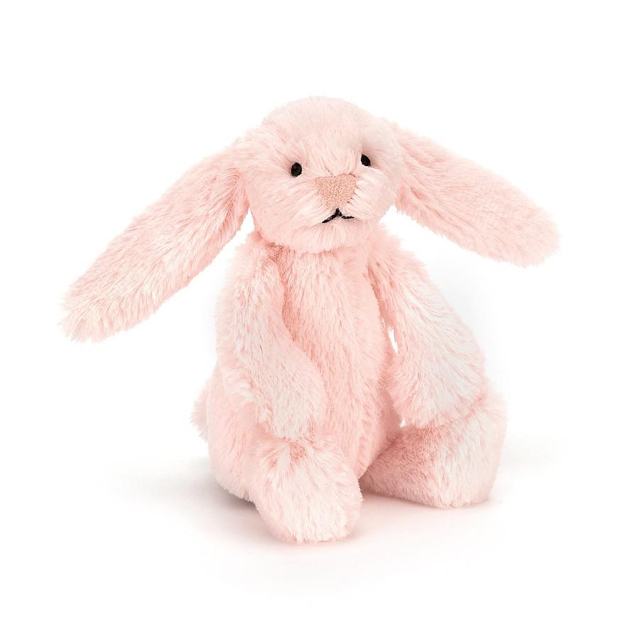 Jelly Cat Bashful Pink Bunny Tiny H13cm