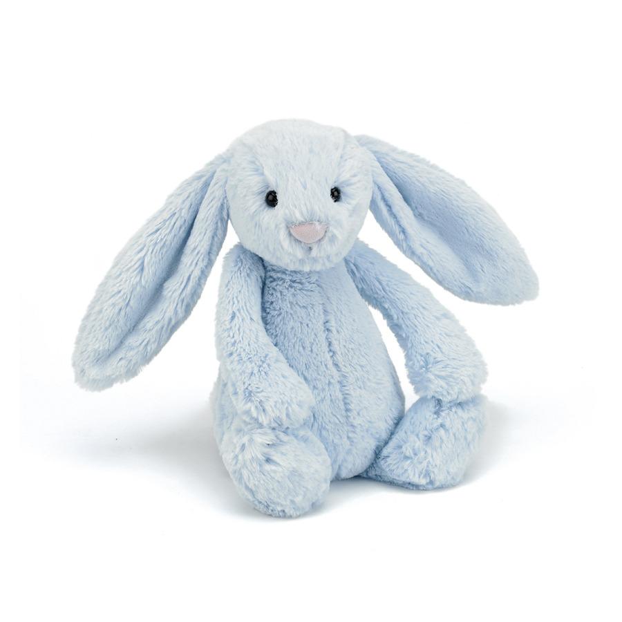Jelly Cat Bashful Blue Bunny Large H36cm