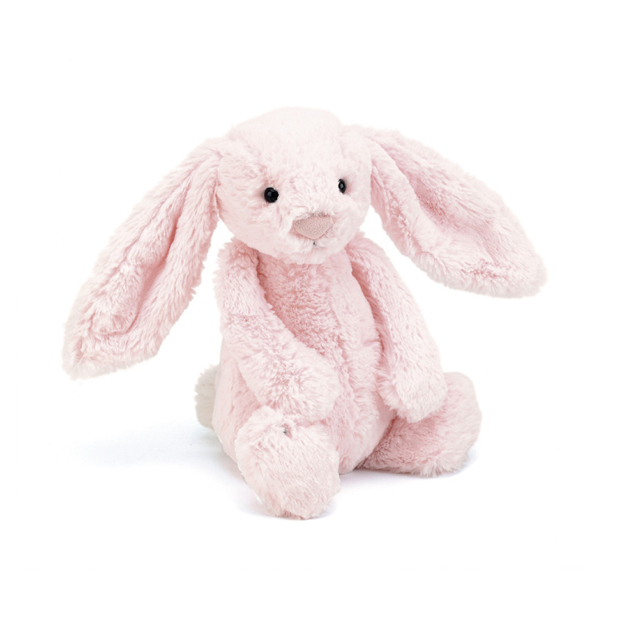 Jelly Cat Bashful Pink Bunny Large H36cm