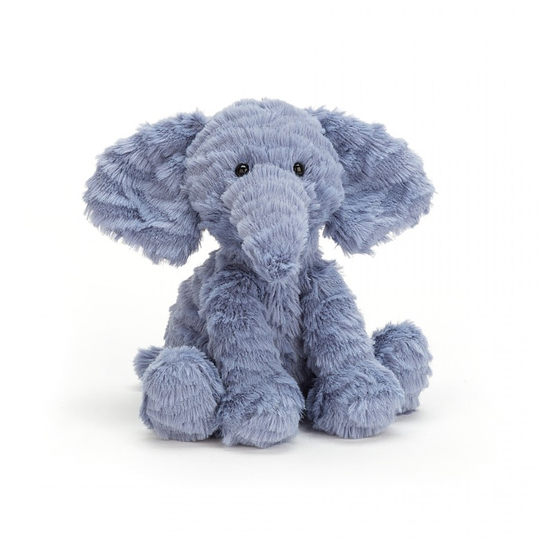 Jelly Cat Fuddlewuddle Elephant Tiny