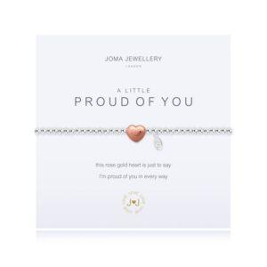Joma- A Little 'Proud Of You' Bracelet