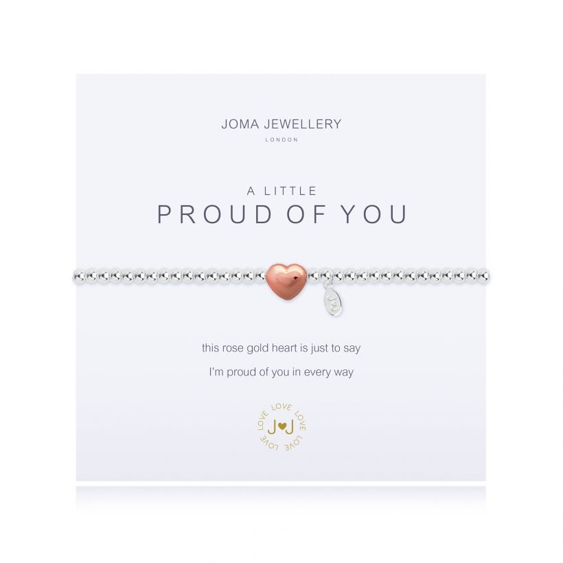 Joma- A Little 'Proud Of You' Bracelet