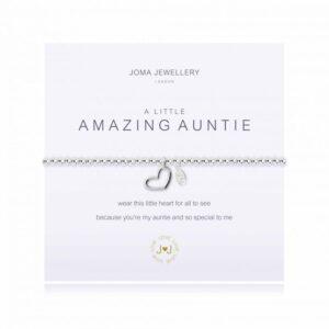 Joma- A Little 'Amazing Auntie' Bracelet