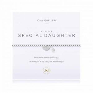Joma- A Little 'Special Daughter' Bracelet