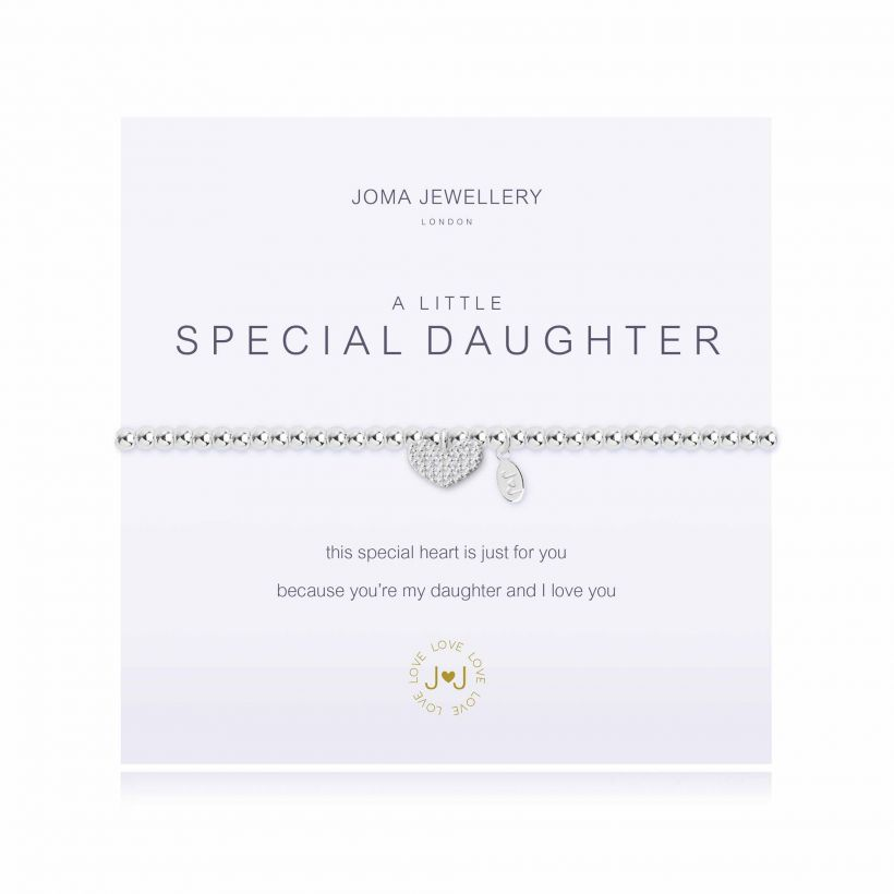 Joma- A Little 'Special Daughter' Bracelet