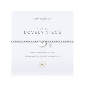 Joma- A Little 'Lovely Niece' Bracelet
