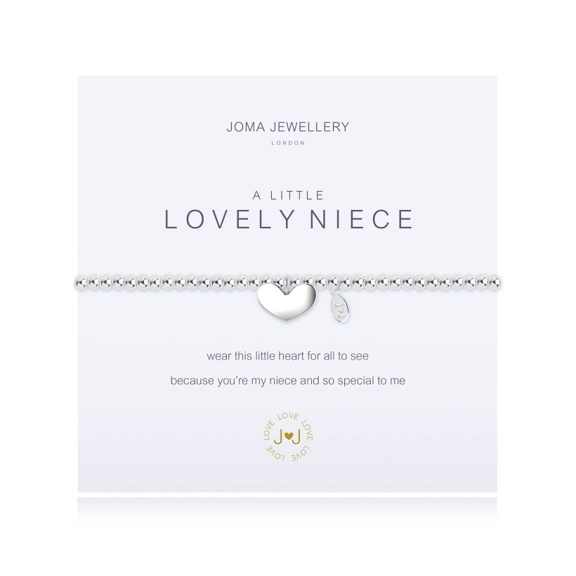 Joma- A Little 'Lovely Niece' Bracelet