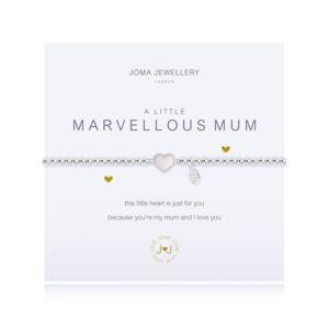 Joma- A Little 'Marvellous Mum' Bracelet