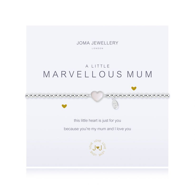 Joma- A Little 'Marvellous Mum' Bracelet