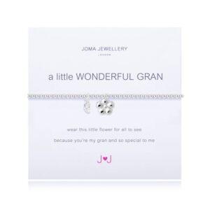 Joma- A Little 'Wonderful Gran' Bracelet
