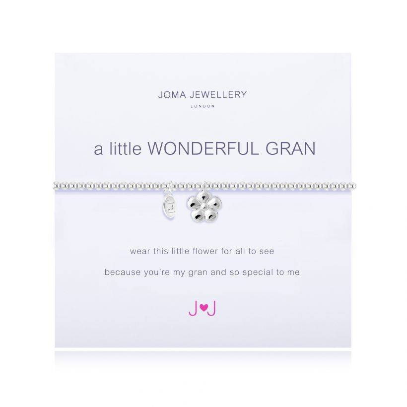 Joma- A Little 'Wonderful Gran' Bracelet
