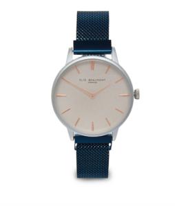 Elie Beaumont Holborn Magnetic Dark Blue Watch