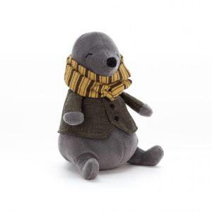 Jellycat Riverside Rambler Mole