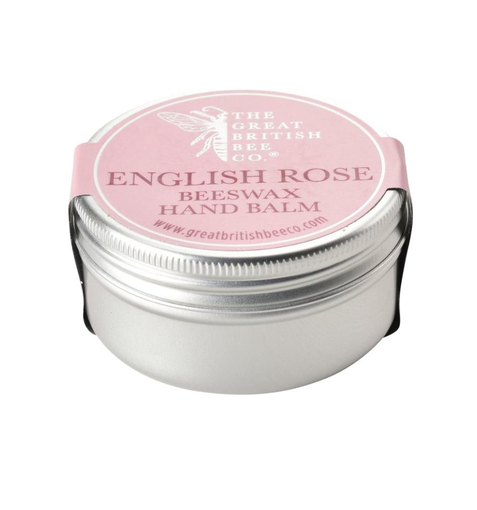 BEEHIVE ENGLISH ROSE HAND BALM 50G