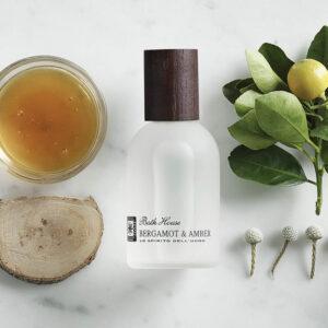 Bath House - Bergamot & Amber Cologne 100ml