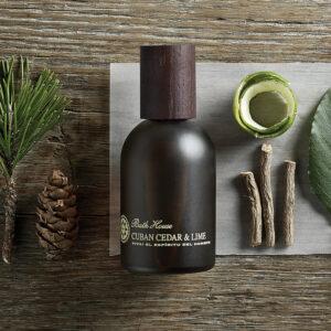 Bath House - Cuban Cedar & Lime Cologne 100ml