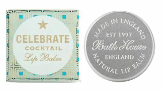 Bath House - Celebrate Cocktail Lip Balm