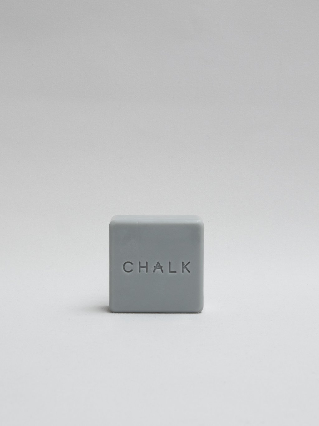 Chalk Soap Jasmine Grey