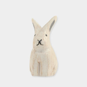 East of India Boxed Rabbit