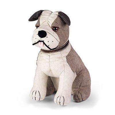 Dora Thurston the Bulldog Doorstop