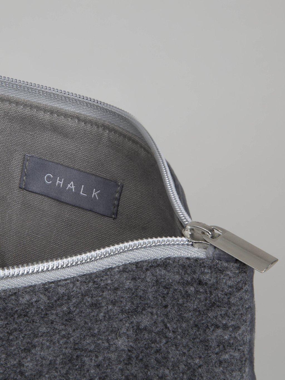 Chalk Belinda Bag Charcoal Large - Star