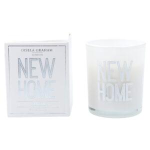 Gisela Graham 'New Home' Candle