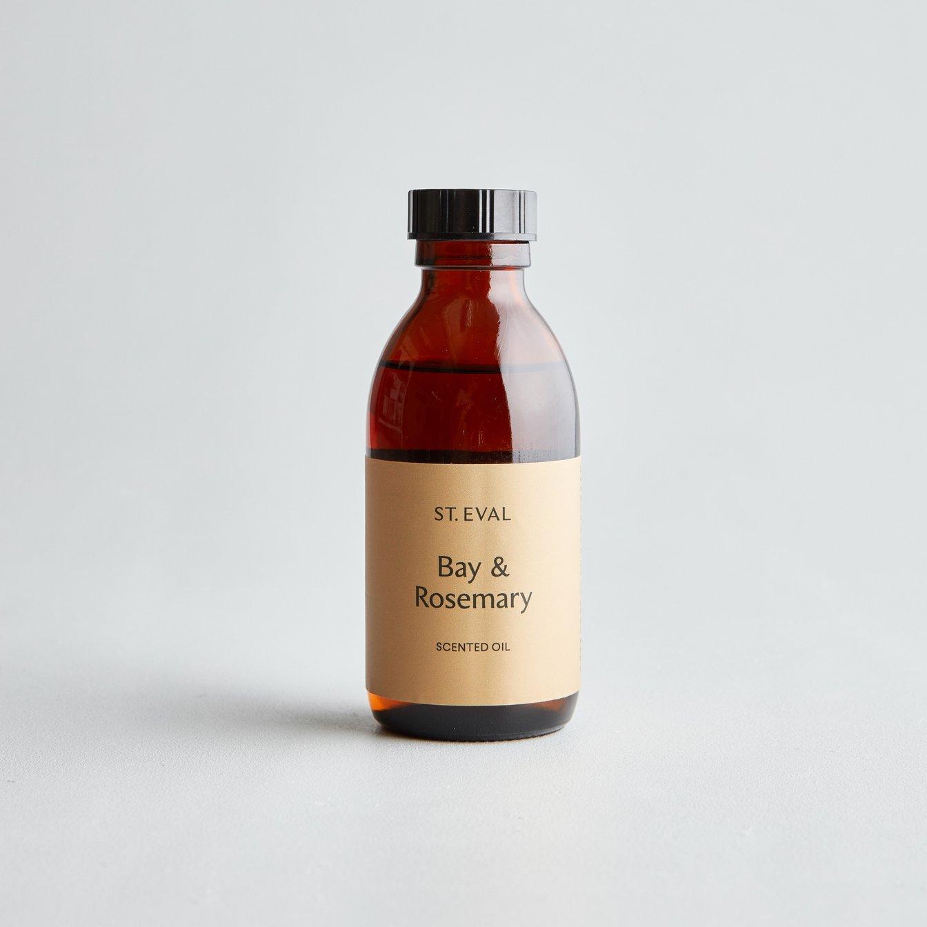 St Eval Bay & Rosemary Diffuser Refill