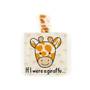 Jellycat 'If I were a Giraffe' Book