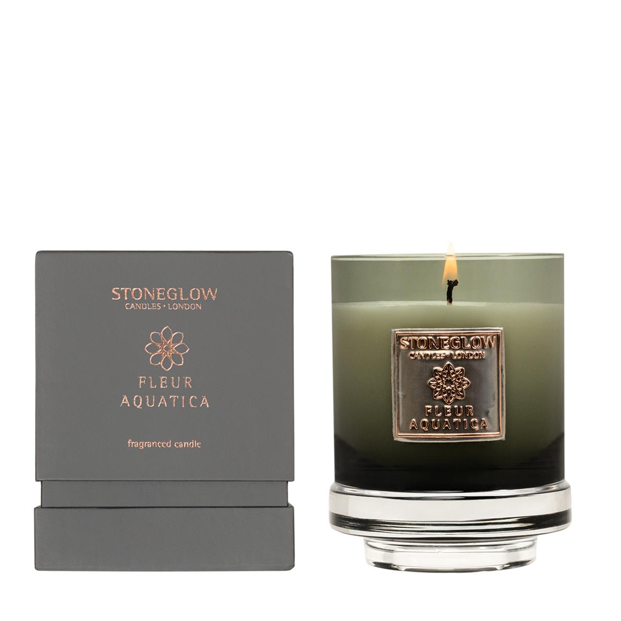 Stoneglow Fleur Aquatica Tumbler