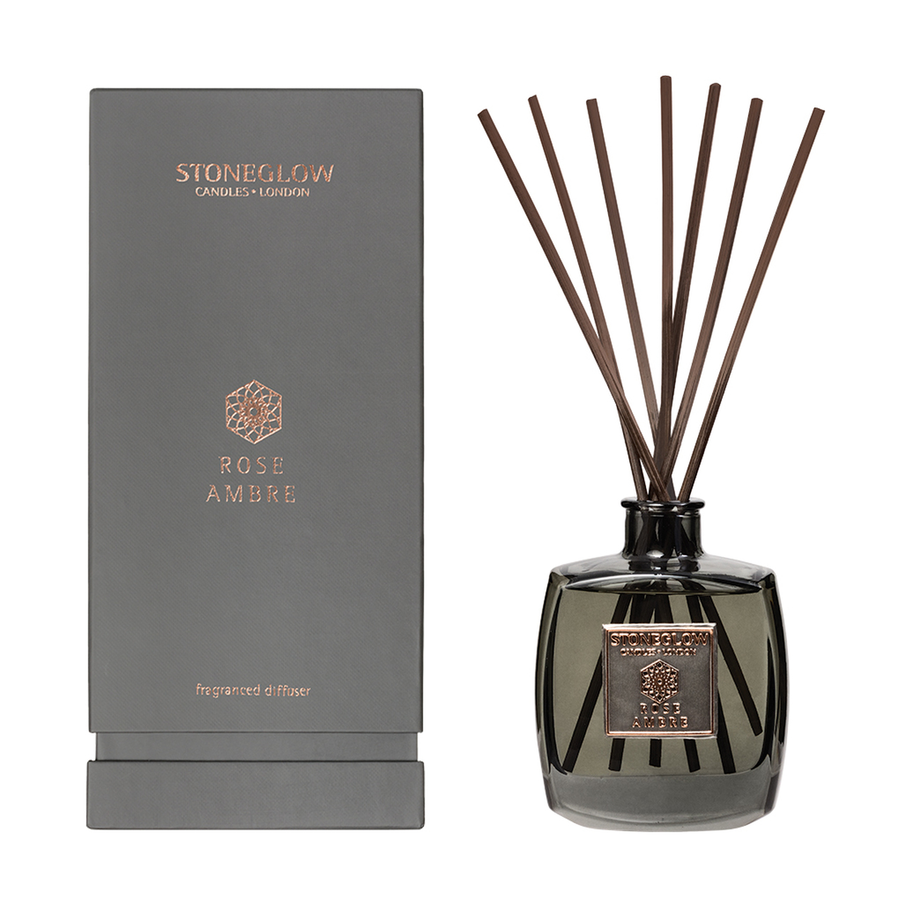 Stoneglow Rose Ambre Reed Diffuser