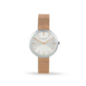 Ellie Beaumont Rose Gold Mesh Small Face