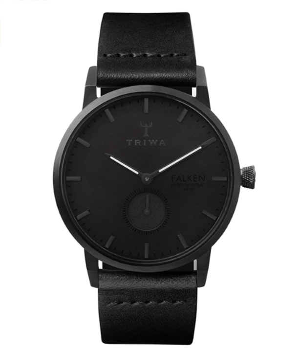 Triwa Midnight Falken Black Watch