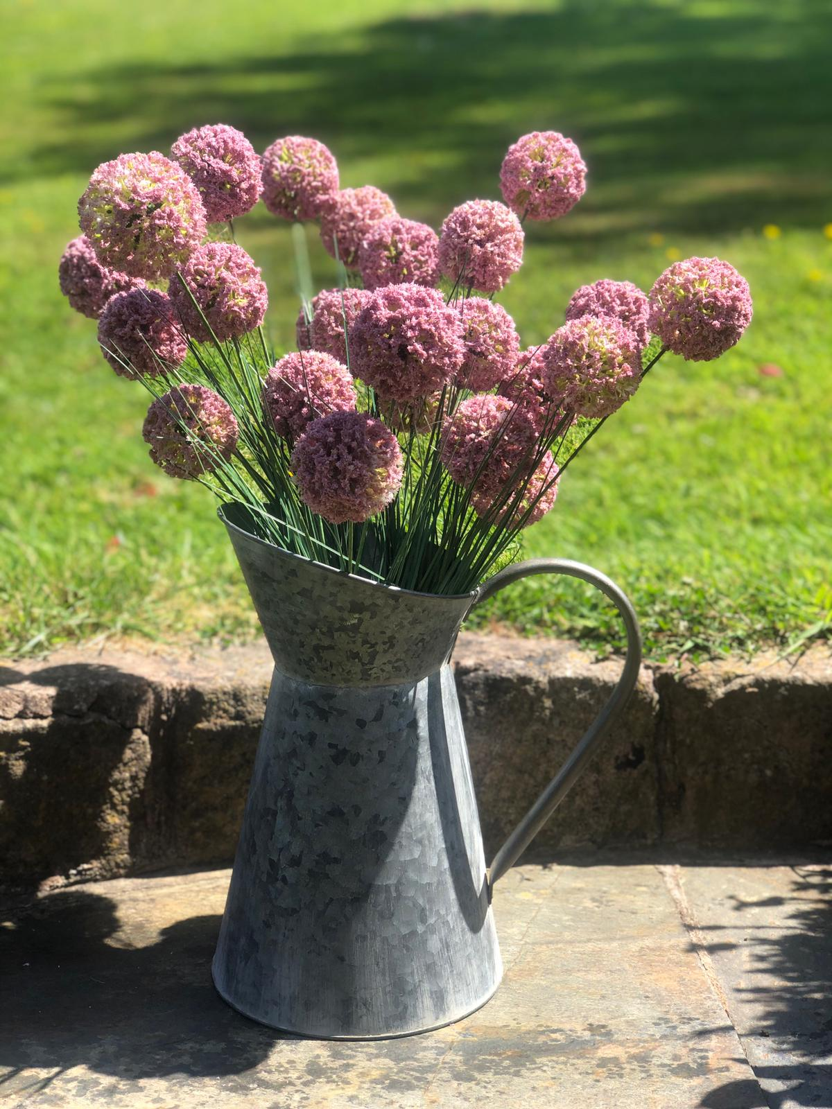 Grand Illusions Artificial Allium Spray