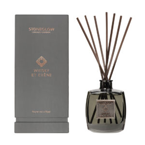 Stoneglow Whisky et Chene Reed Diffuser