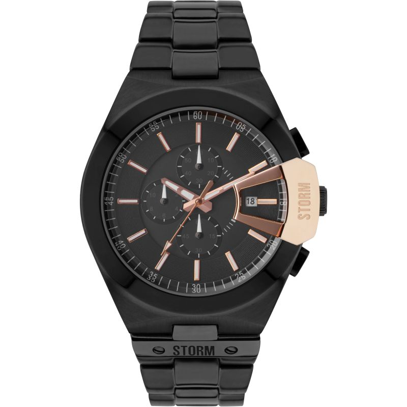 Storm Vexitron Slate Watch