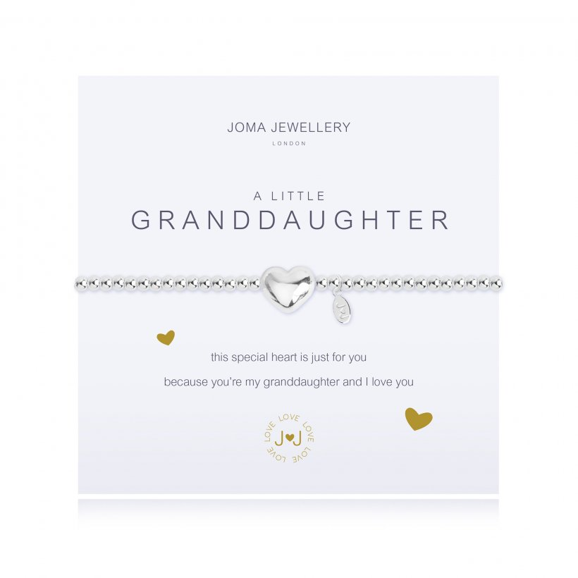 Joma A Little 'Granddaughter' Bracelet