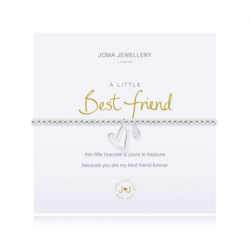 Joma A Little 'Best Friend' Bracelet