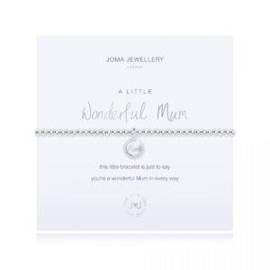 Joma A Little 'Wonderful Mum' Bracelet