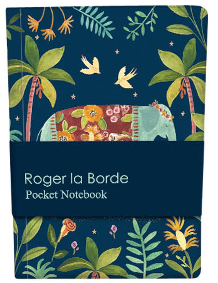 Roger la Borde Pocket Notebook