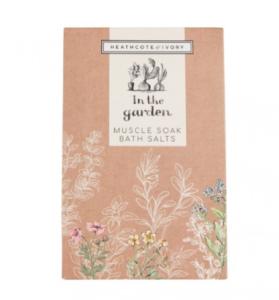 Heathcote & Ivory In The Garden Muscle Soak Bath Salts