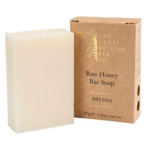 The Bee Company Raw Honey Soap - Melissa